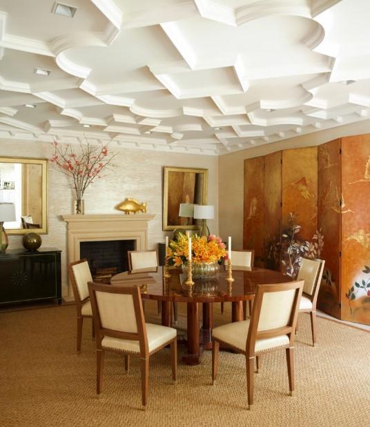 3D Ceiling Texture