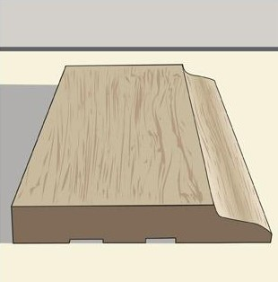 Baseboard Trim Second Styles