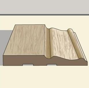 Baseboard Trim Fourth Styles