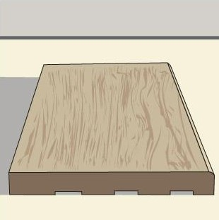 Baseboard Trim First Styles