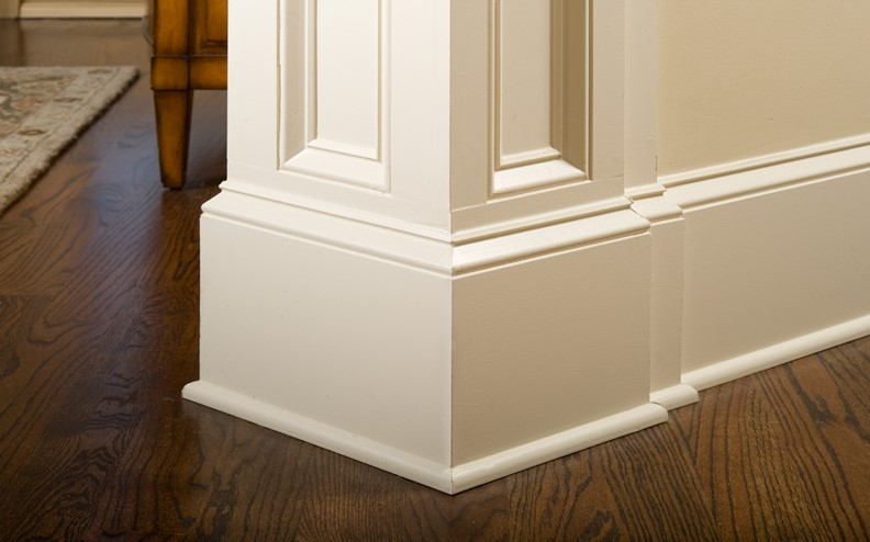 Baseboards Styles