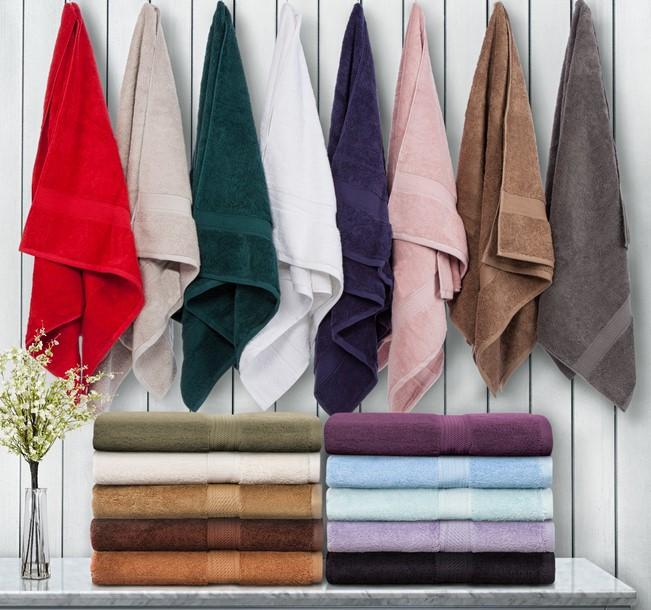 Bath Sheet Vs Bath Towel look