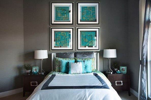 Decorations Ideas In Turquoise