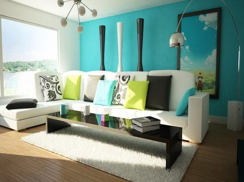 Diy Room Decorations In Turquoise
