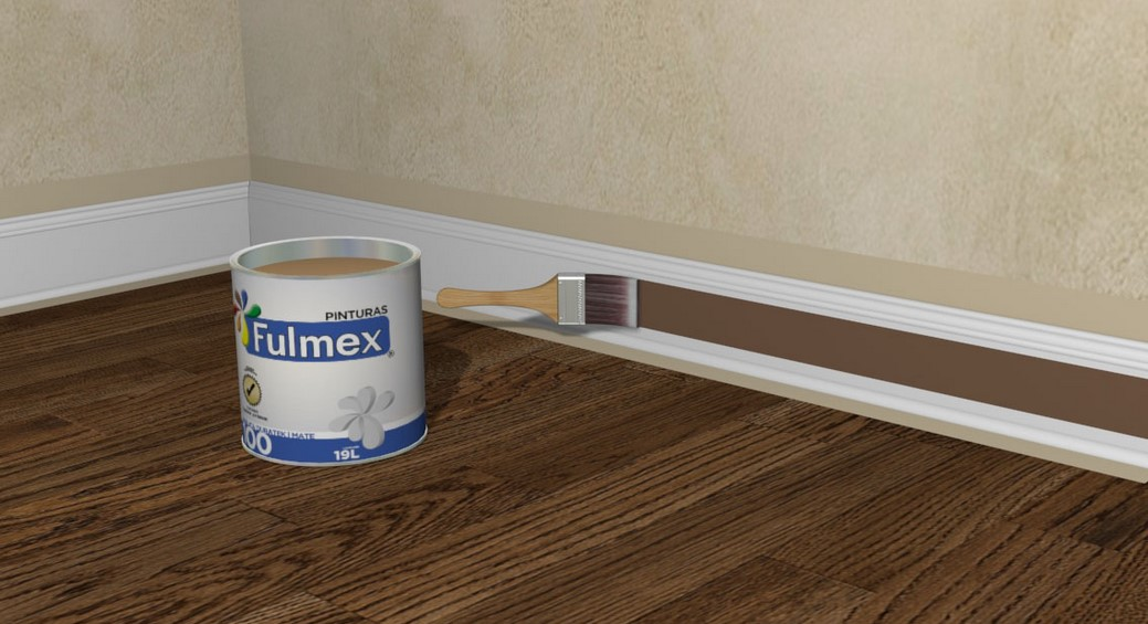 baseboards styles selecting the perfect trim for your home. Black Bedroom Furniture Sets. Home Design Ideas