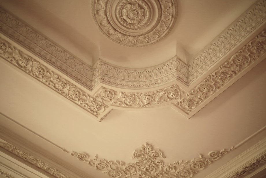 Lace Ceiling Texture