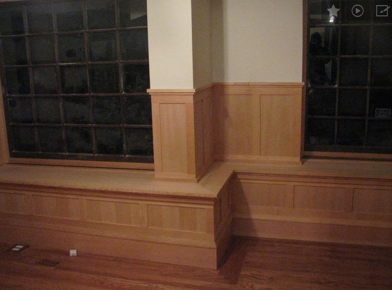 Oak Wainscoting Styles