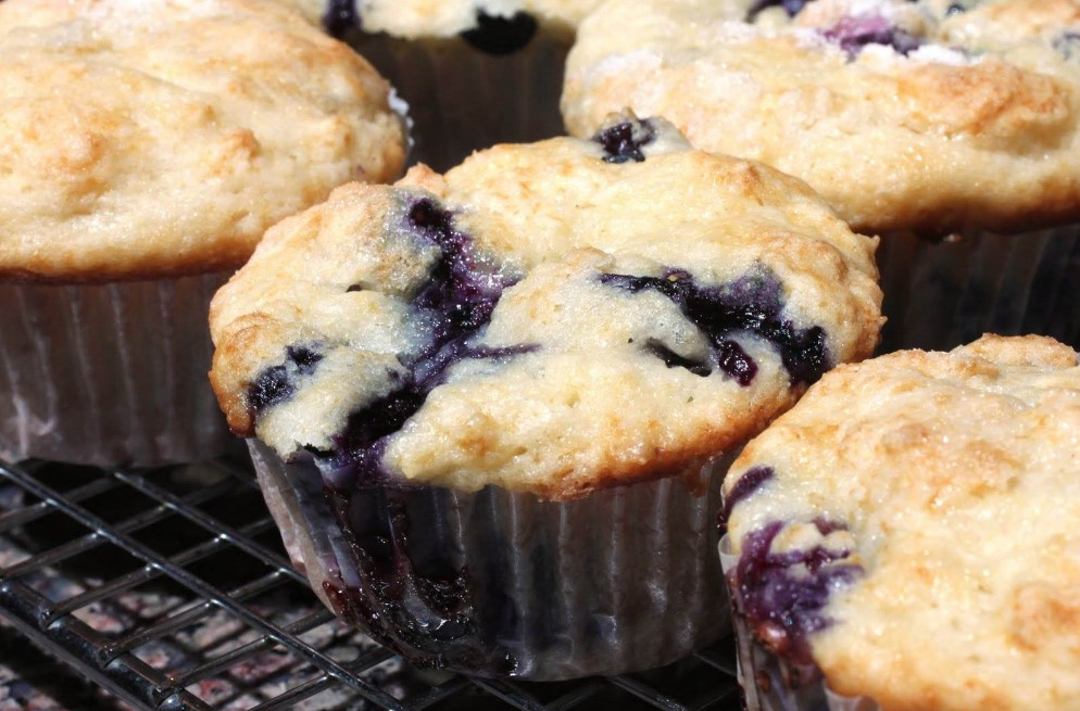 Special Made Muffins
