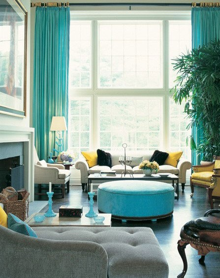 turquoise room - Turquoise Room Decoration