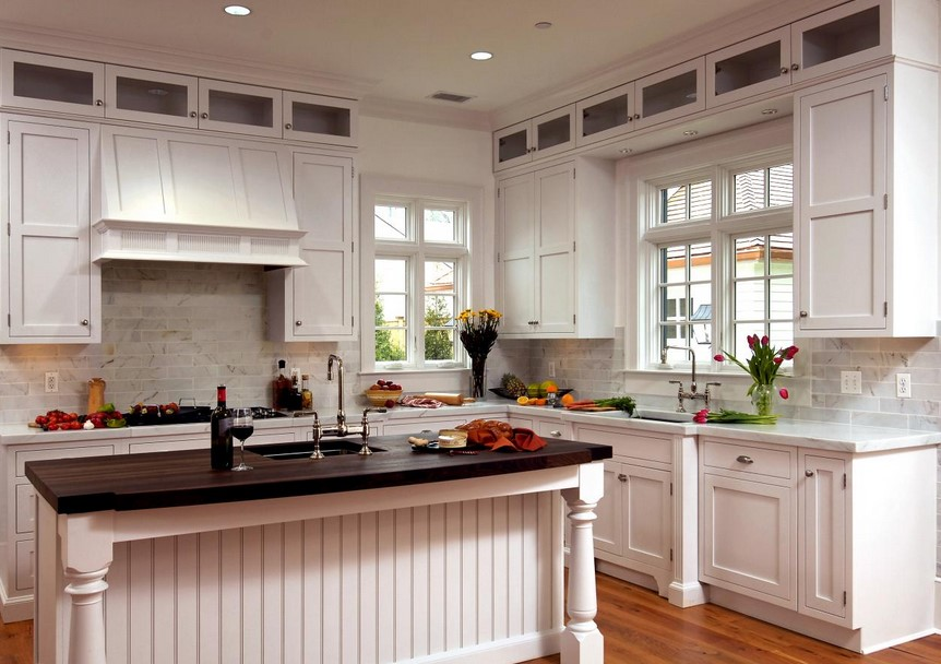 Wainscoting Styles Kitchen