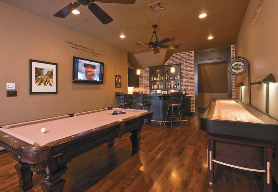Game Room Bar Ideas