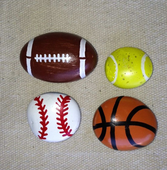 Sporty Balls