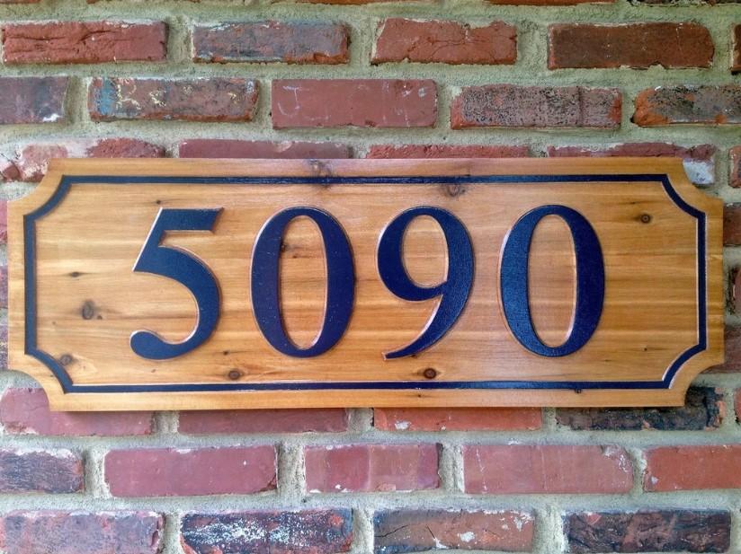 Classic CedarHouse Number