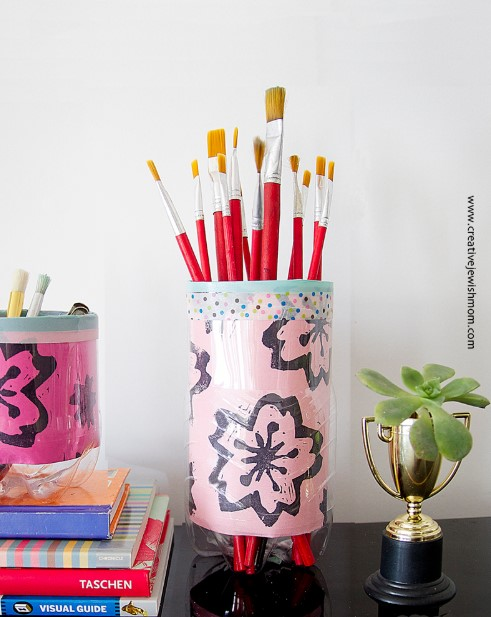 Art Supplies Container