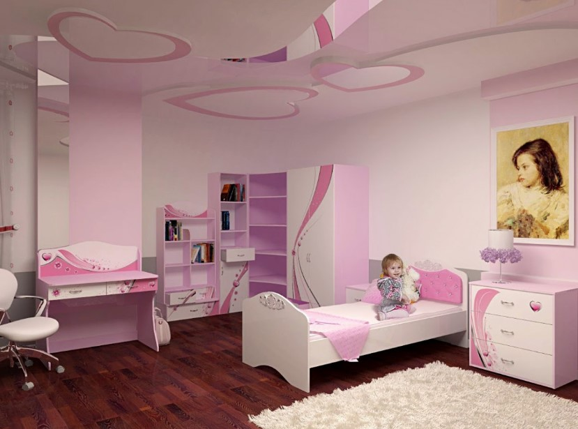 15 Popular Ideas of Baby Girl Bedroom for Your…
