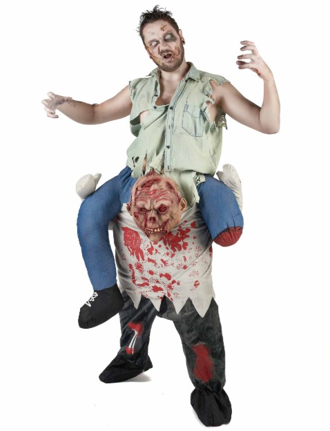 Carry Me Zombie