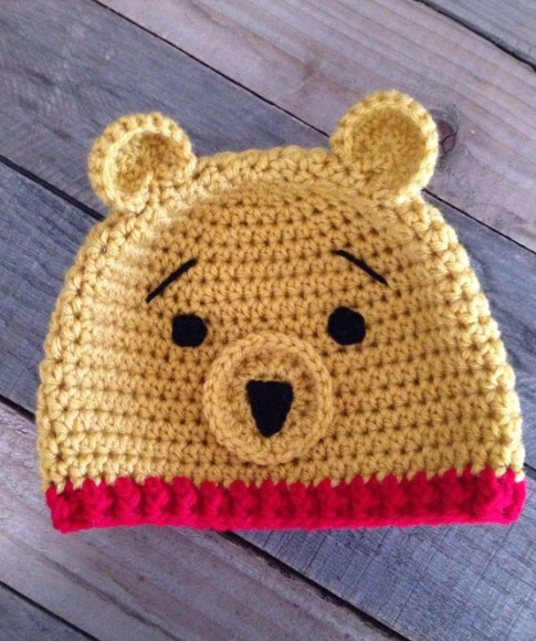 Character Baby Hat
