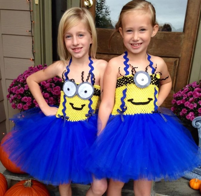 Cute Little Minion Ballerina