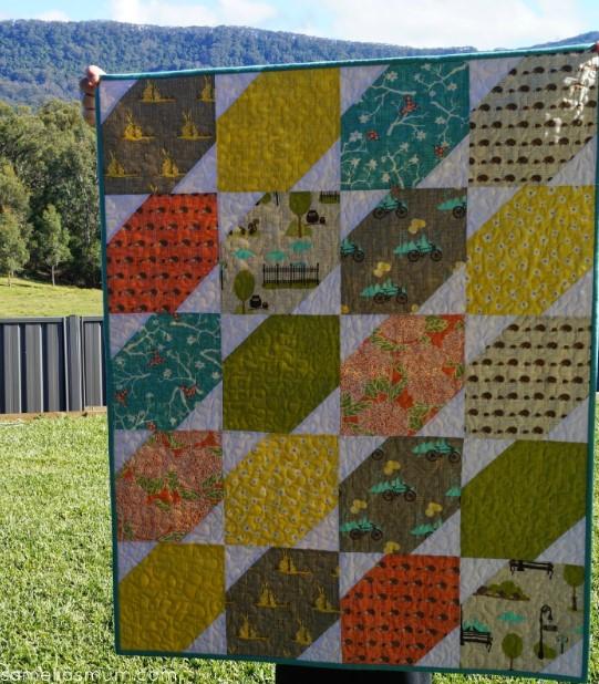 Diagonal Patterns