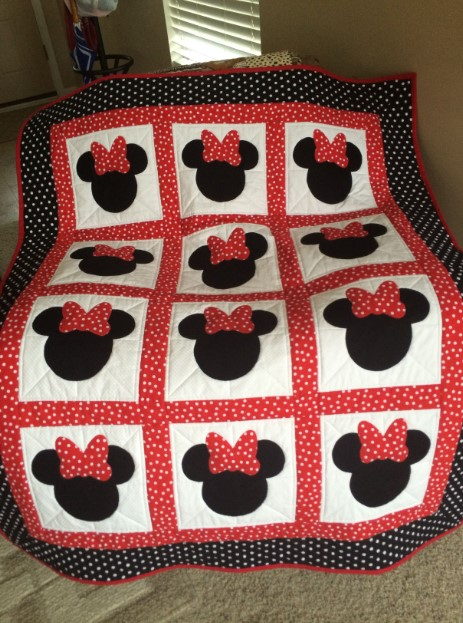 Disney-Themed Quilts