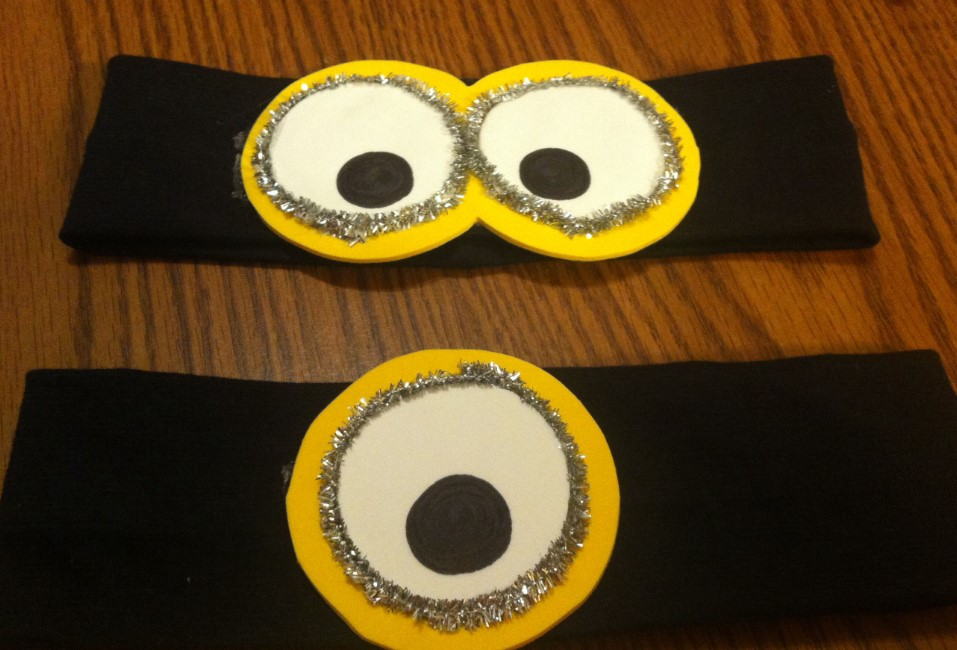 Easiest Minion Headband