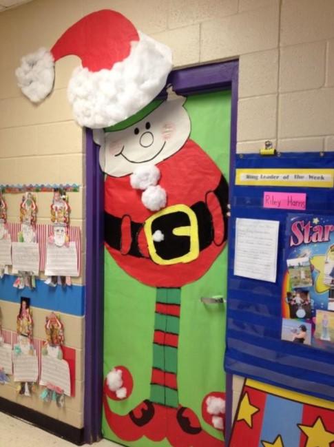 Gigantic Santa