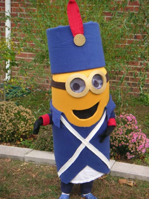 Large Minion Mascot Costume