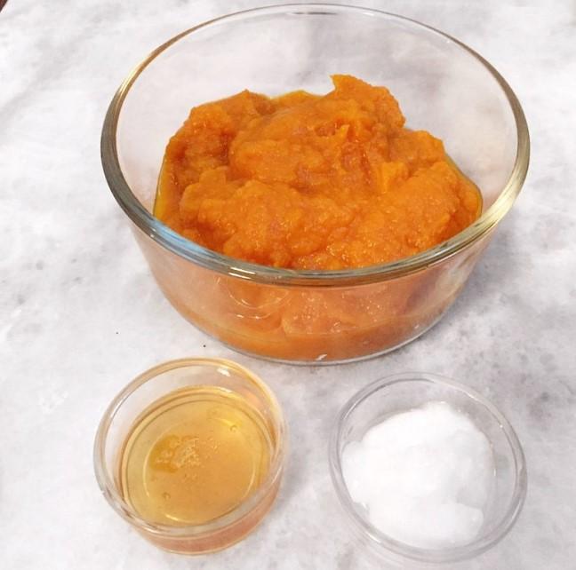 Mashed Pumpkin Conditioner