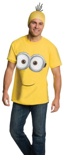 Minion T-shirt and Hat
