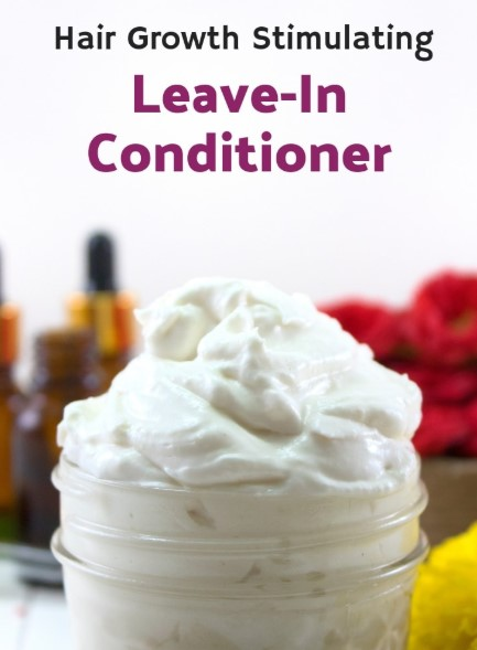 Oil and Hydrosol Stimulating Conditioner