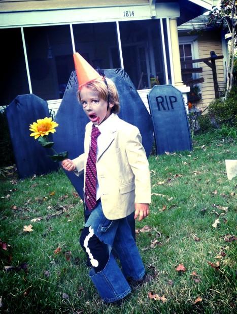 Plats-vs-Zombie Inspired Costume