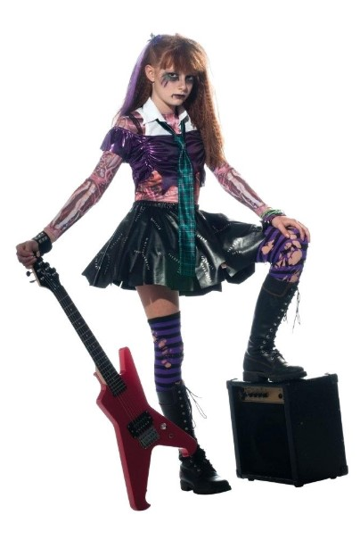 Rockstar Zombie Costume