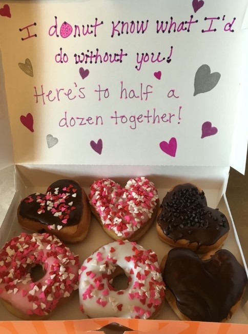 Say It With Donuts
