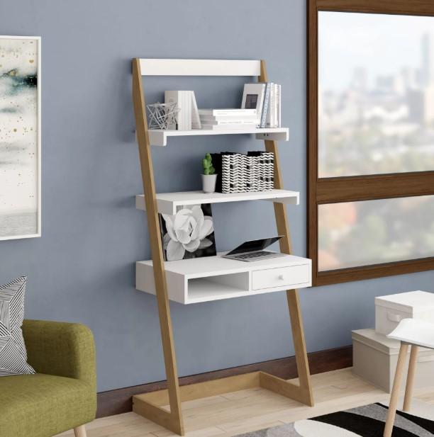 Scandinavian Style Leaning Desk