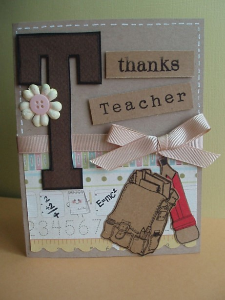Scrapbook-Styled Card