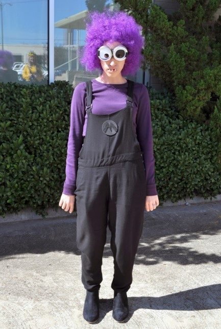 Simple Evil Minion Outfit