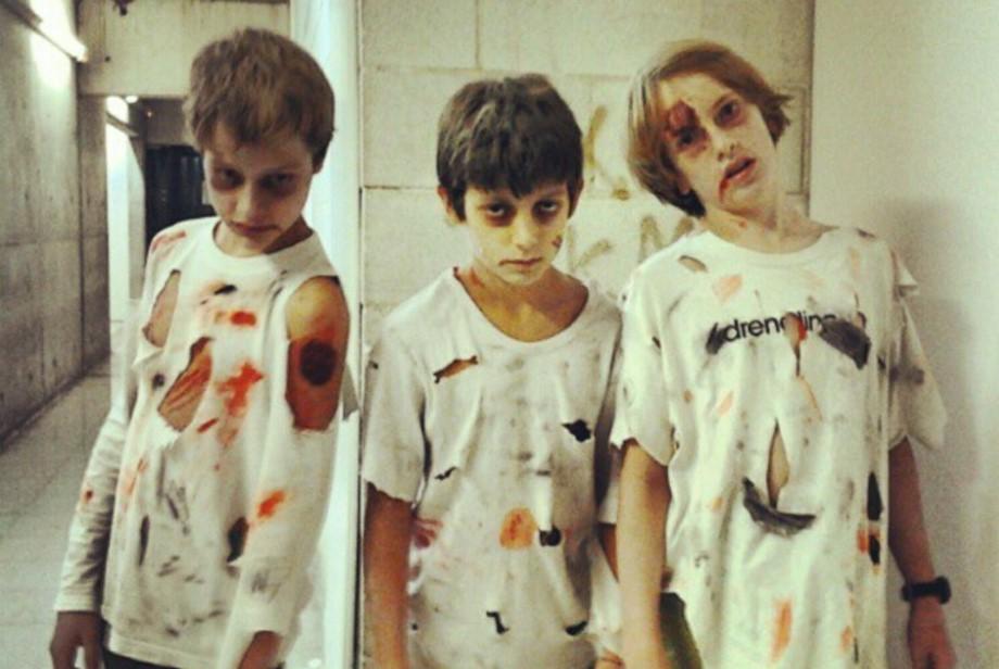 Simple Zombie Costume