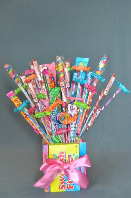 Sour Candy Bouquet