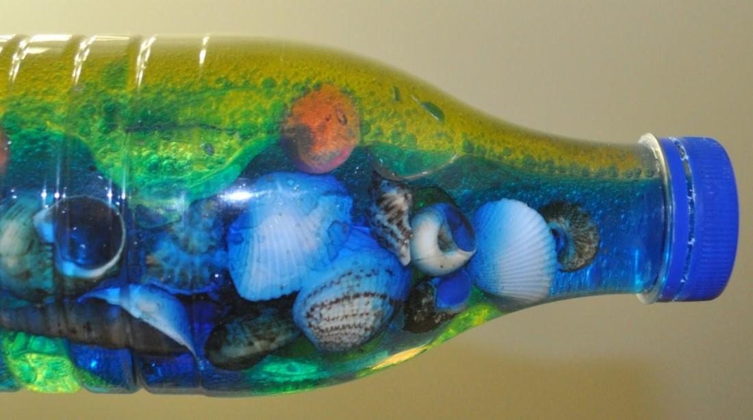 Terrarium Water Bottle Crafts