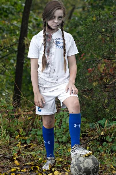 Undead Soccergirl