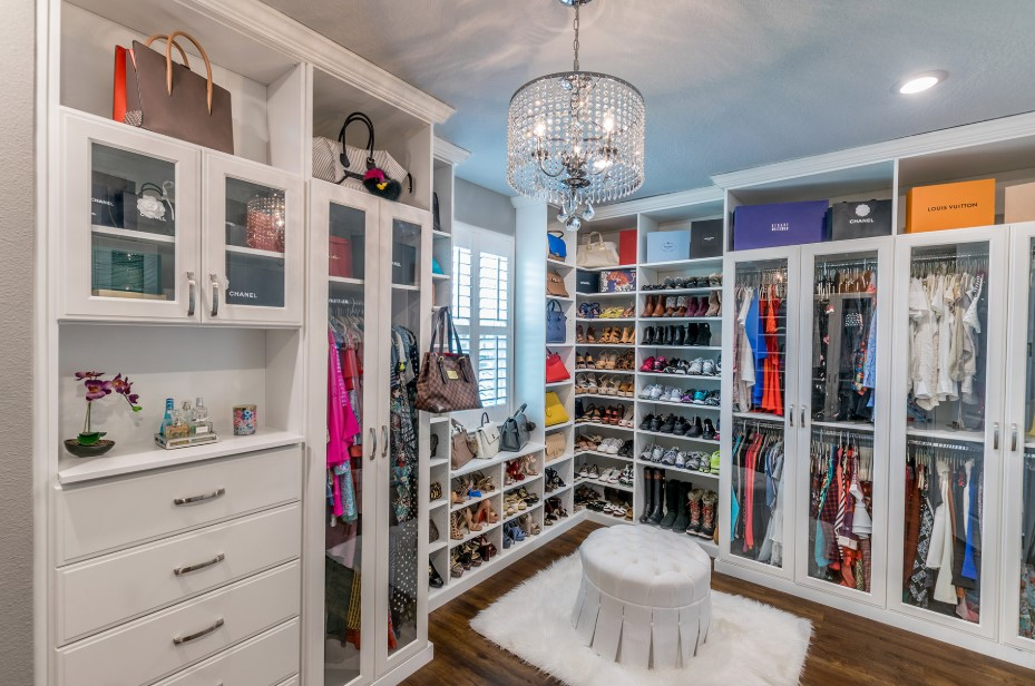 Walk In Closet Ideas with Various Designs and Concepts