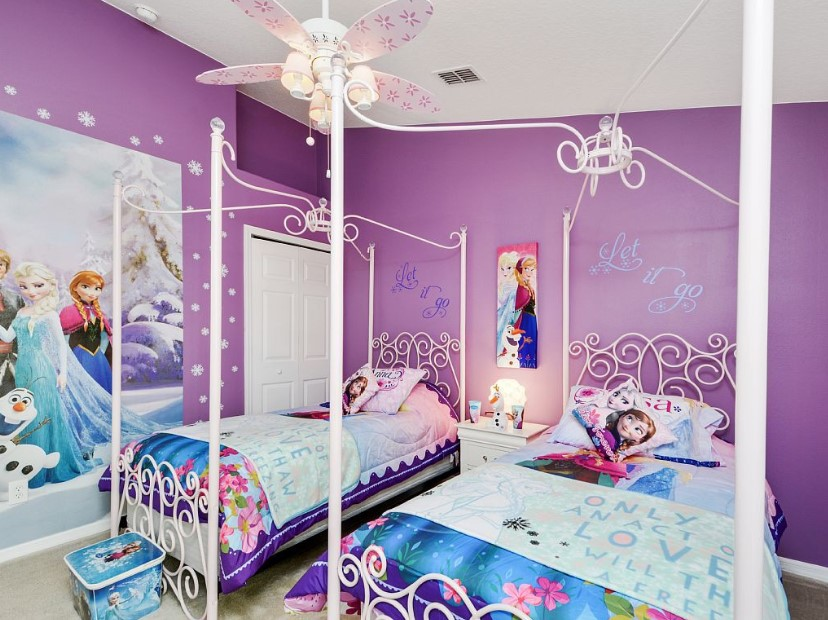 Character-Themed Kids Bedroom Ideas
