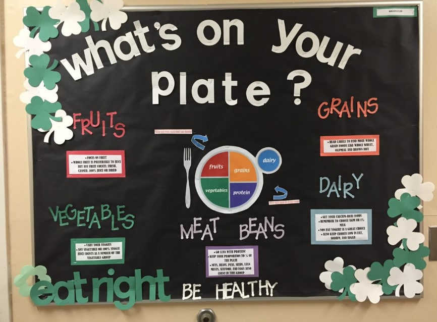 Clover Vibe Meal Tips Board