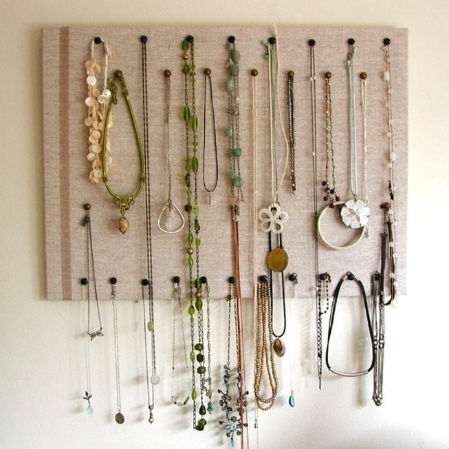 Cork Board for Jewelry