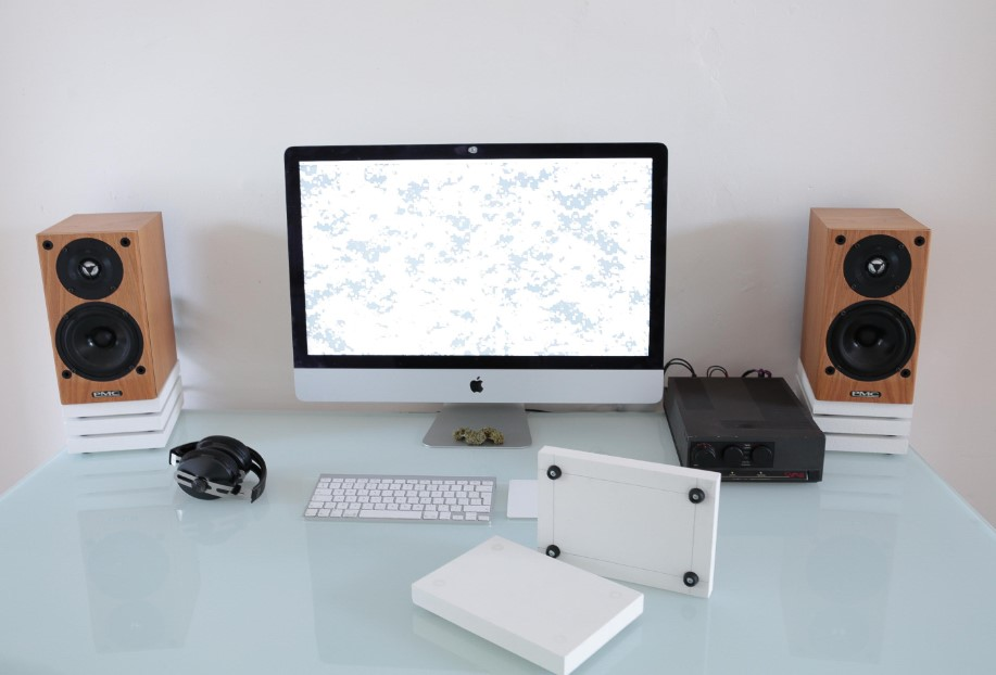 Desktop Speaker Stand