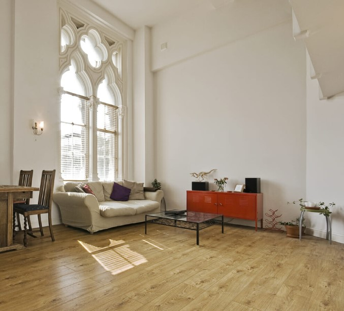 Floor to Ceiling Windows Gothic Style