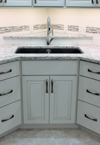 Cornet Kitchen Sink with Cabinet