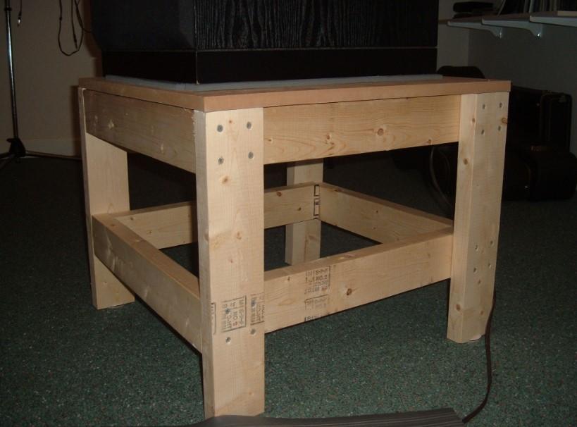 Large Speaker Stand