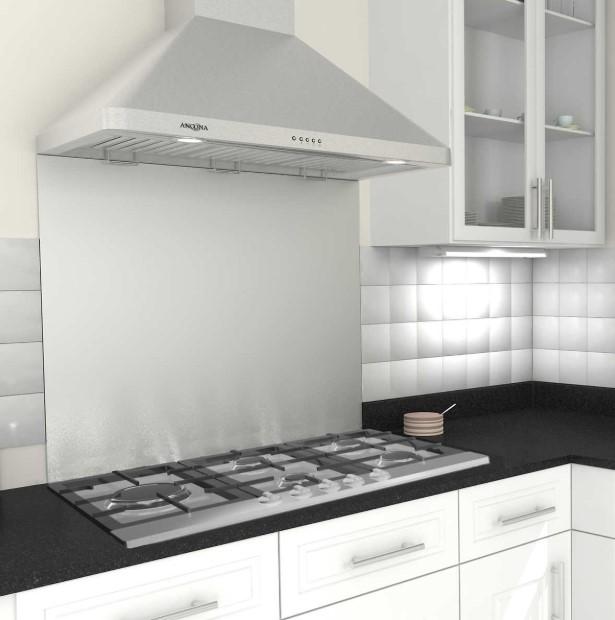 Minimalist Backsplash for Kitchen