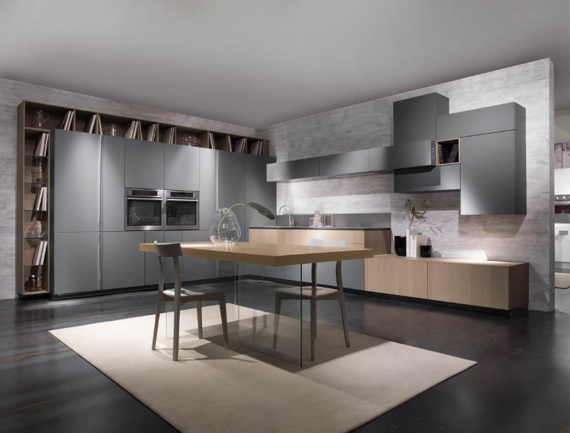 Minimalist Kitchen at Minimalist Home